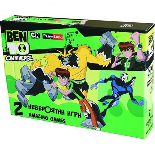Игра Бен 10