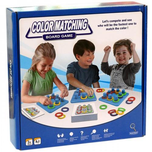 Игра съвпадение на цветовете