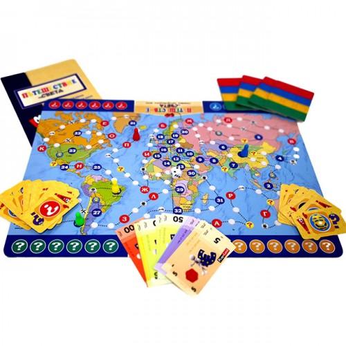 Игра Пътешествие по света
