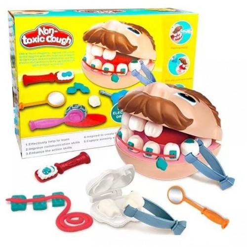 Зъболекар пластилин