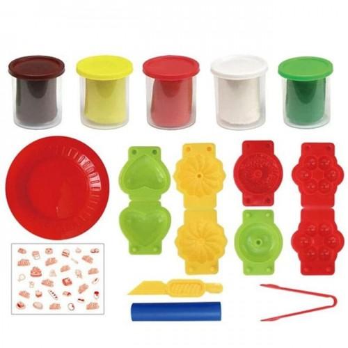Фабрика за понички от пластилин