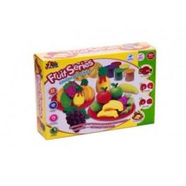 Фабрика за плодове от пластилин