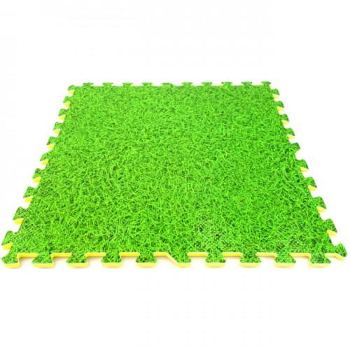 Настилка EVA, имитация на трева