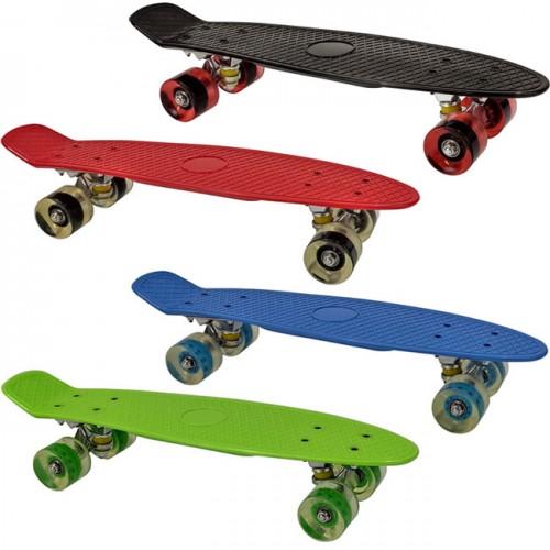 Скейтборд пениборд 56 см.