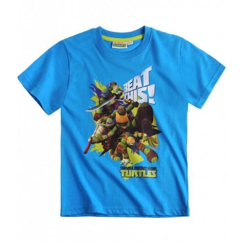 Тениски с Костенурките Нинджа