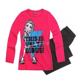 Пижама  Monster High с по-дълго горнище