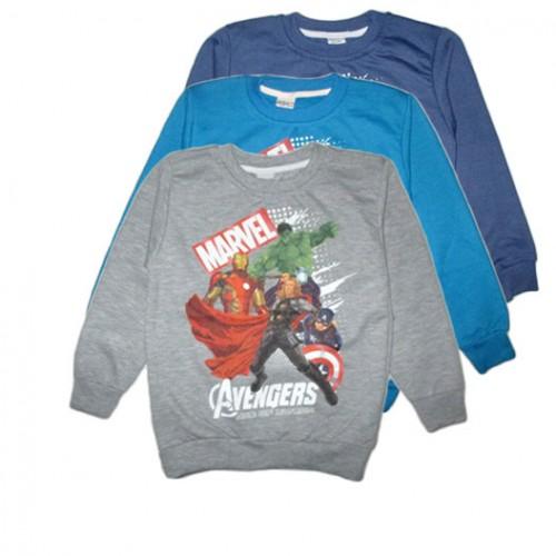 Ватирани блузи Avengers