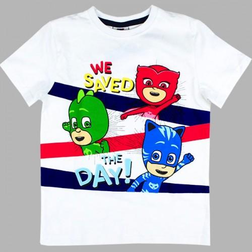 Тениска с PJ Masks