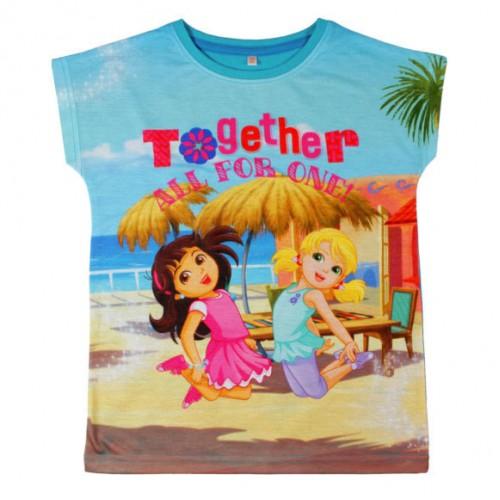 Блуза с Дора
