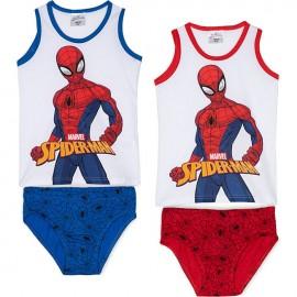 Потник + слип Spiderman