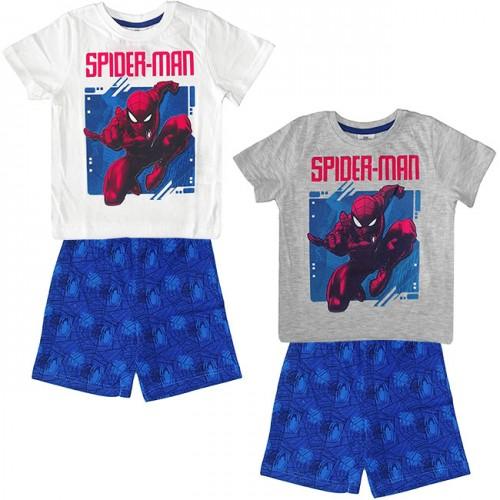 Пижама къс ръкав Spiderman